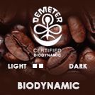 For a lighter roast, try our Biodynamic Coffee