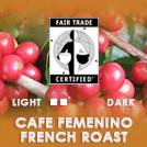 Fair Trade Cafe Femenino French