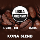 Kona Blend with Organic Mexican Coffee