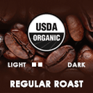 arabica organic regular roast (low acid)