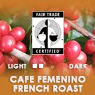 Fair Trade Cafe Femenino French
