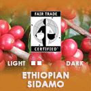 Fair Trade Ethiopian Sidamo