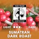Fair Trade Sumatran Dark Roast