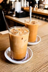 iced ginger coffee recipe