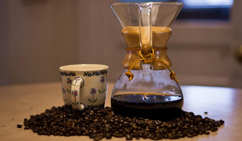 Chemex - best organic coffees