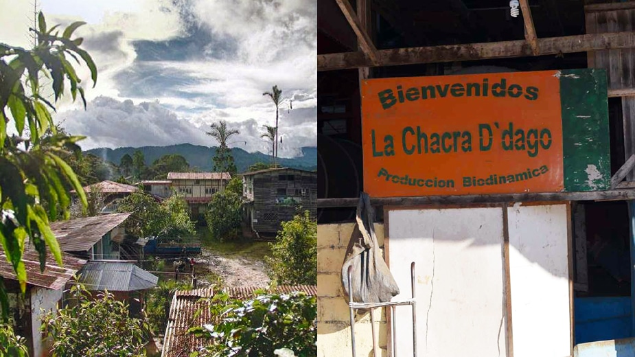 Biodynamic Farm in Peru