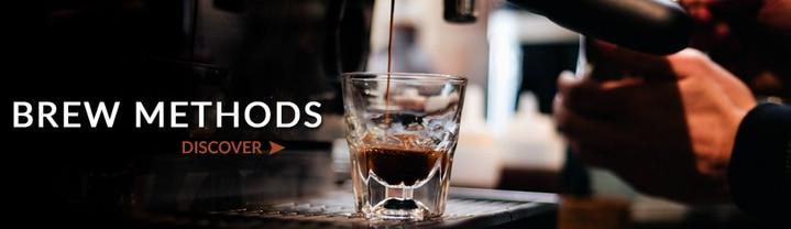 Coffee Brew Methods