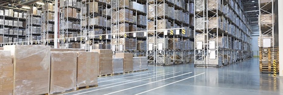 environmentally friendly sustainable warehouse