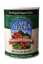 Organic Canned Coffee - Regular Roast