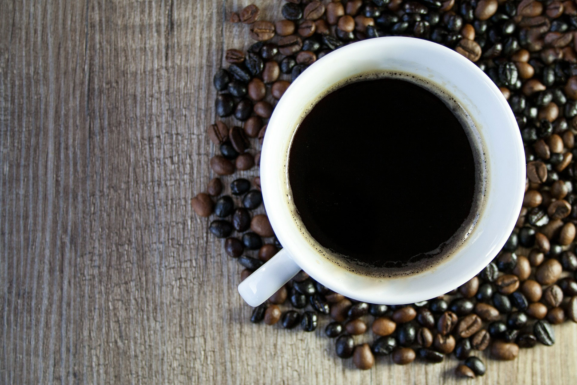 About acidity in organic coffee