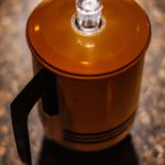 coffee percolator method